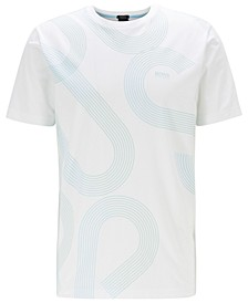 BOSS Men's Tee 7 White T-Shirt