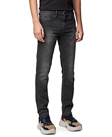 BOSS Men's Charleston BC Black Jeans