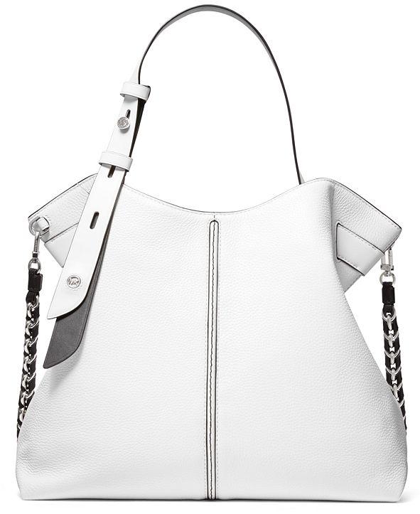 Michael Kors Downtown Astor Large Shoulder Bag