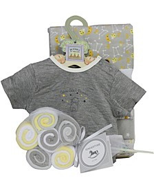 3 Stories Baby Boys and Girls 17-PieceTrading Glad Dreams Care Gift Set