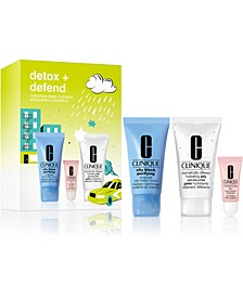 3-Pc. Detox + Defend Set