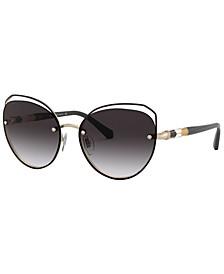 Women's Sunglasses, BV6136B59-Y
