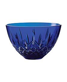 "Lismore 8"" Blue Bowl"