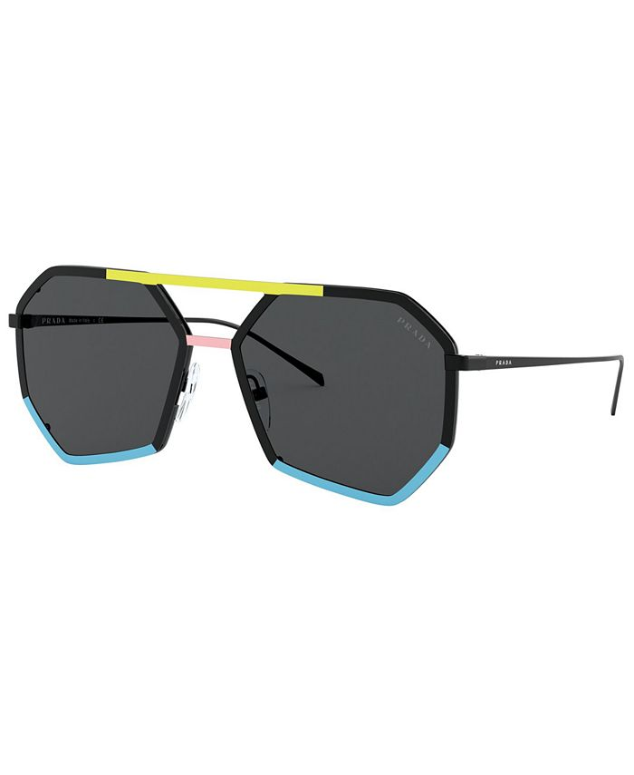 Prada - Sunglasses, PR 62XS 61