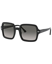 Polarized Sunglasses, RB2188 53