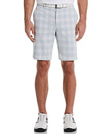 Men's Stacked-Print Golf Shorts