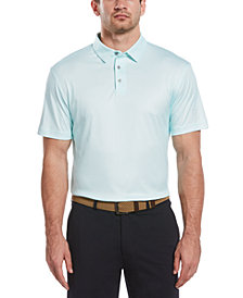 PGA TOUR Men's Gingham Golf Polo