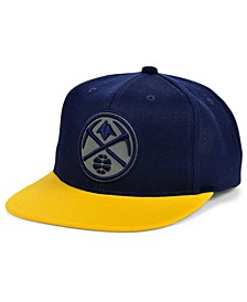 Denver Nuggets 2 Team Reflective Snapback Cap