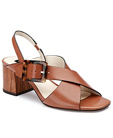 Bounce Slingback City Sandals