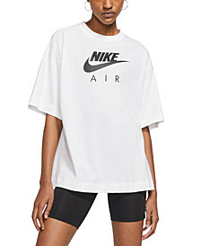Nike Women's Air Cotton Logo T-Shirt
