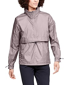 Women's Impasse Storm Half-Zip Training Windbreaker