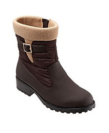 Berry Mid Cold Weather Boot