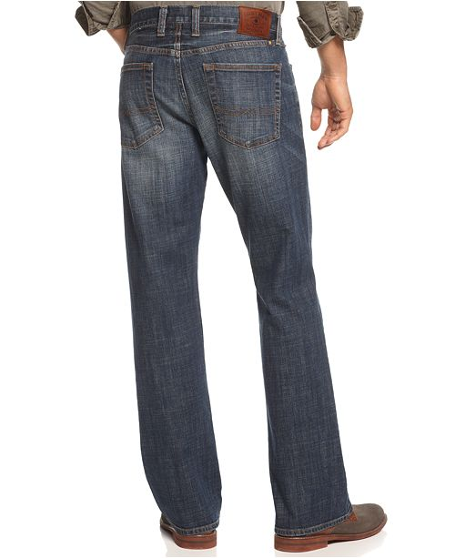 4dcce1a43a7 Lucky Brand Men's 367 Vintage Boot Cut Jeans & Reviews - Home - Macy's