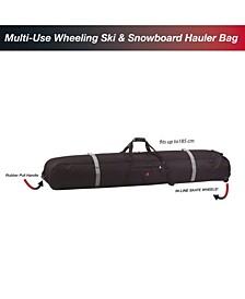 Deluxe Multi - Use Ski - Snowboard Bag