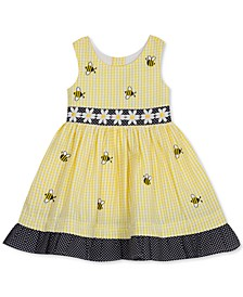 Baby Girls Bumblebee Dress