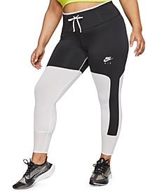 Plus Size Air 7/8 Running Tights