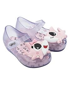 Little Girls Ultragirl Shark Flat Shoe