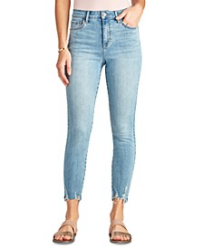 The Stiletto High-Rise Skinny Ankle Jeans