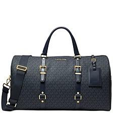 Bedford Legacy Leather Weekender Bag