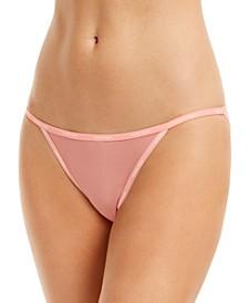 Sheer Marquisette Bikini Underwear QF1682
