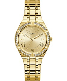 Women's Gold-Tone Stainless Steel Bracelet Watch 36mm