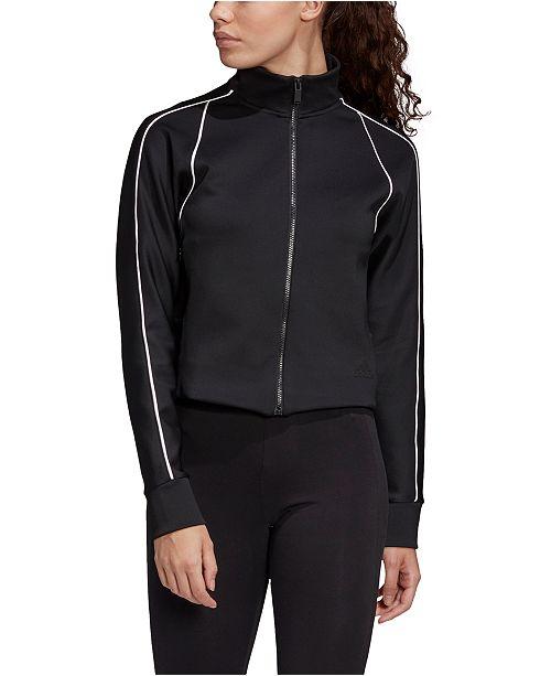 adidas Women's Lustrous Track Jacket
