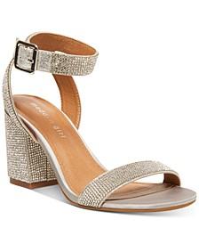 Malia Rhinestone Sandals