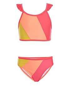 Big Girls 2-Pc. Ray Bikini