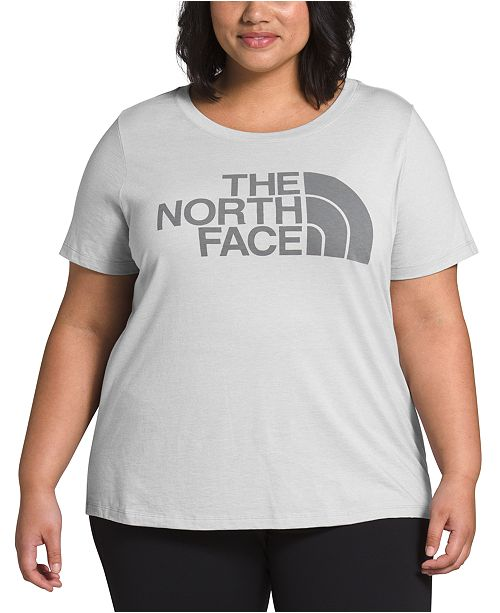 The North Face Plus Size Logo T-Shirt
