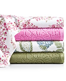 English Garden Bath Towel Collection