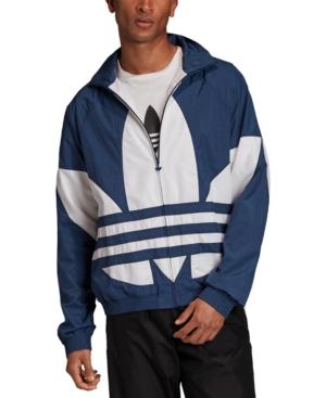 adidas Men's Originals Big-Logo Track Jacket