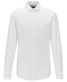 BOSS Men's Jason White Shirt