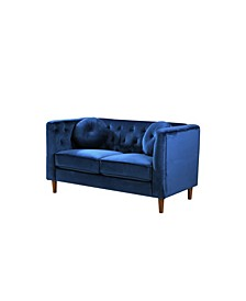 Kitts Classic Chesterfield Loveseat