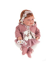 """16"""" Pipa Paseo Doll"""
