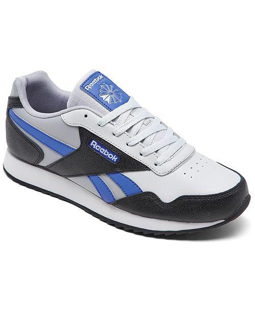 Reebok Men's Classic Harman Run Casual Sneakers from Finish Line
