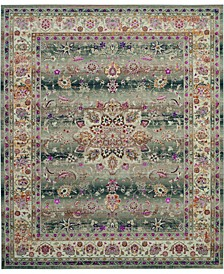 "Era Tabriz ERA01 Gray 7'10"" x 9'10"" Area Rug"