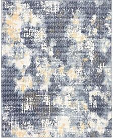 """City Style CIS05 Ivory, Mist 7'10"""" x 10' Area Rug"""