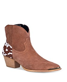 Women's Buck The Rules Narrow Bootie