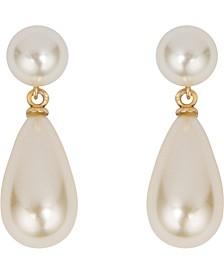 18k Gold Plated Parliament Pierced Earring