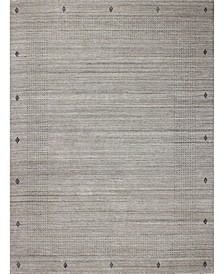 "Land T142 Neutral 7'9"" x 9'9"" Area Rug"