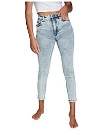 High Rise Grazer Skinny Jean
