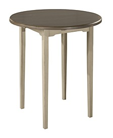 Clarion Round Drop Leaf Dining Table