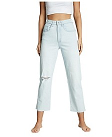 Straight Stretch Jeans