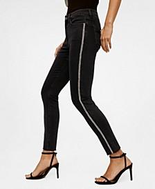 Skinny Sparkle Jeans