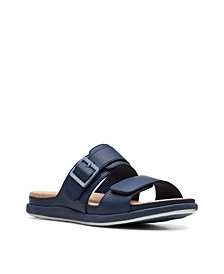Cloudsteppers Women's Step June Sun Flat Sandals