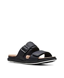 Cloudsteppers Women's Step June Sun Flat Sandals