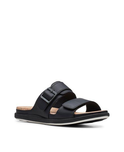 Clarks Cloudsteppers Women's Step June Sun Flat Sandals