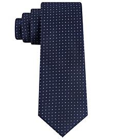 Men's Two-Color Dot Tie