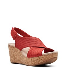 Collection Women's Annadel Parker Wedge Sandals