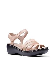 Collection Women's Delana Brenna Flat Sandals